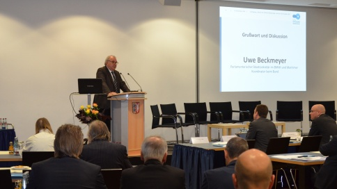 Fachtagung 2014 - Uwe Beckmeyer