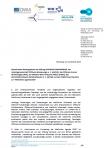 Stellungnahme Maritime Agenda 2025 Titelseite
