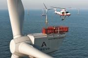 Abseiltraining: Windkraftanlagen Multibird M5000