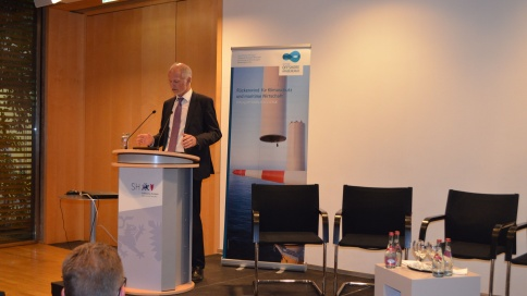 10 Jahresfeier Stiftung OFFSHORE-WINDENERGIE in Berlin
